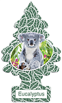 Little trees Ароматизатор Ёлочка Эвкалипт Eucalyptus