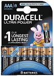 Duracell Батарейка UltraPower AAА 8 шт