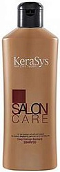 KeraSys Шампунь для волос Salon Care Интенсивное Восстановление 180 г
