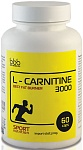 "bbb Карнитин ""L-Carnitine 3000 Caps"" 60 капсул"