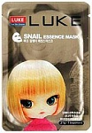 Hanwoong Luke Snail Essence Mask Маска с экстрактом слизи улитки 21 г